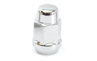 Wheel Nut, Chrome, JL (19mm, M14 Thread) (1403.25 / JM-04545 / DuraTrail)