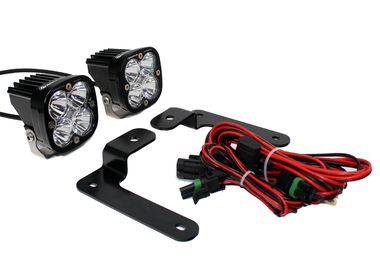 A-Pillar LED Light Sportsmen Kit, JL, JT (447504 / JM-04488 / Baja Designs)
