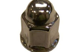 Stainless Lug / Wheel Nut (J4006956 / JM-00564 / Crown Automotive)
