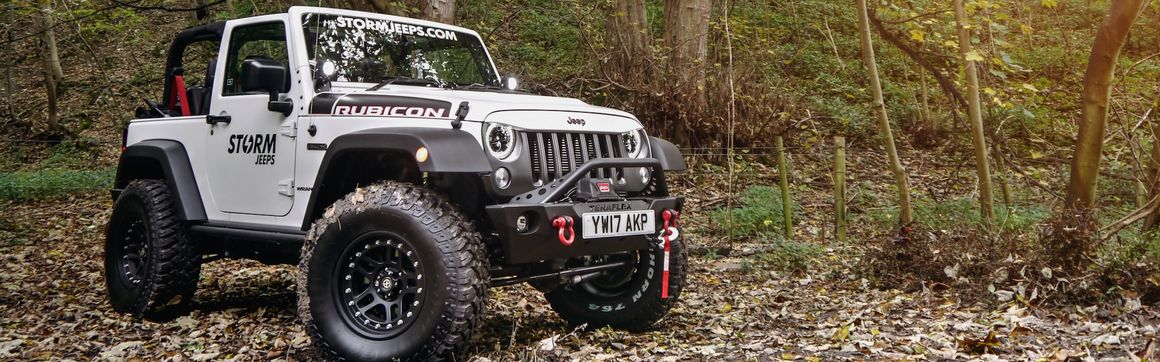 Check out the Storm Jeeps Recon