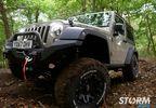 AX200, 17x9 (ET18), Black (AX20079050718 / JM-04276 / ATX Series)