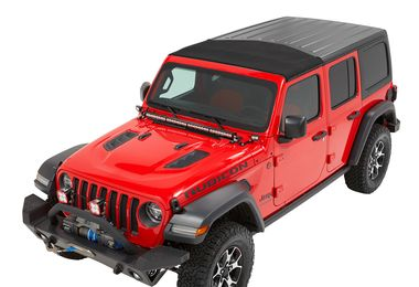 Sunrider for Hardtop, Black Diamond, JL (52452-35 / JM-03874 / Bestop)