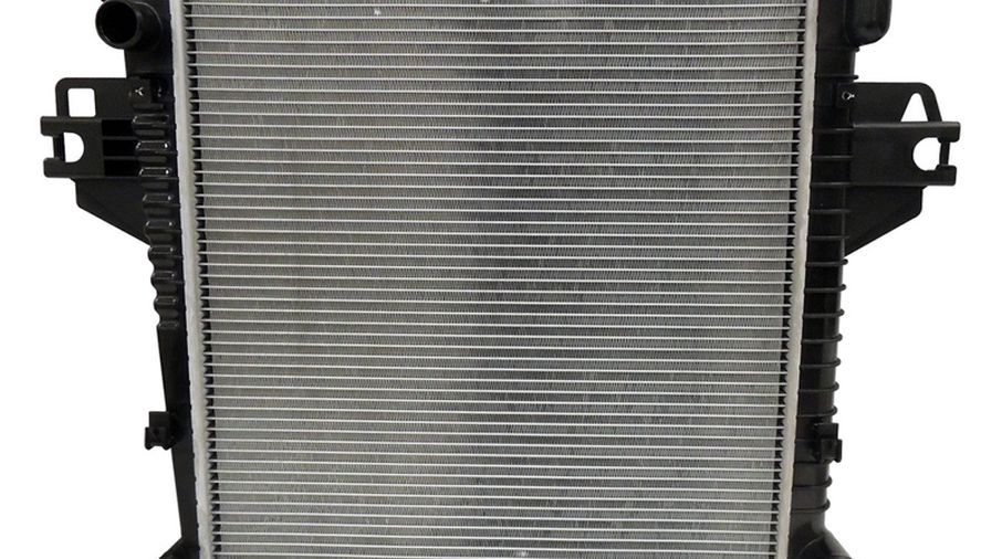 Radiator (KJ 3.7, 2007) (68020278AA / JM-03477 / Crown Automotive)