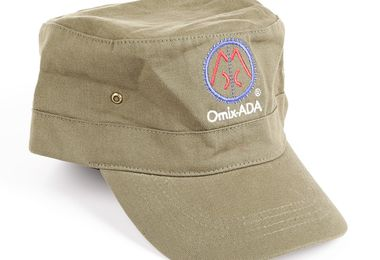 Military Hat, Omix-Ada, Hunter Green (14080.29 / JM-04322 / Omix-ADA)