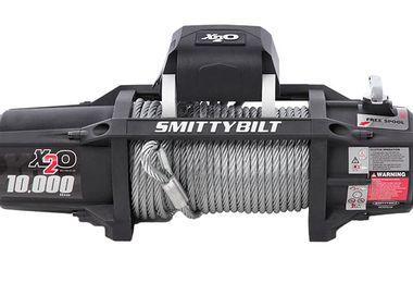 Smittybilt X20 Gen2 10,000 Lbs (97510 / JM-02323 / Smittybilt)