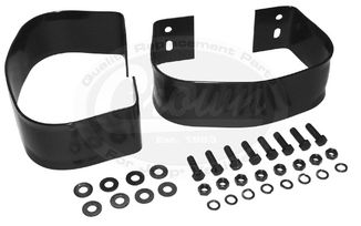 Rear Bumperette Kit (Black) (5355457K / JM-01965 / RT Off-Road)