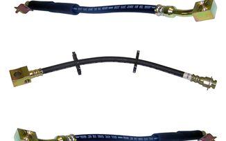 Brake Hose Kit, Rear (COK258 / JM-00645 / Crown Automotive)