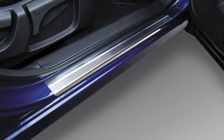 Sill Guards - Grand Cherokee WK 05-10 (TSG1013M / JM-00912 / Travall)