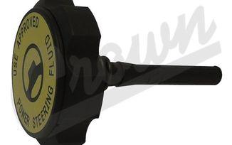 Steering Pump Reservoir Cap (4897287AA / JM-05264 / Crown Automotive)