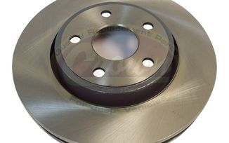 Brake Rotor (Front) 330mm, WK2 (52124762AB / JM-02103 / Crown Automotive)