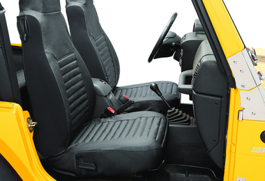 Front Seat Covers (97-02) (29226-15 / JM-01120 / Bestop)