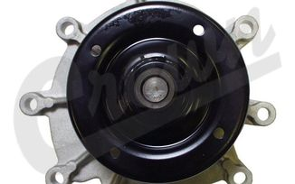 Water Pump, 3.7L or 4.7L (53020873AC / JM-02842 / Crown Automotive)