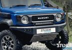 Front Recovery Bumper, N4, Jimny (18+) (N4-PC005 / SC-00251 / N4 Off Road)