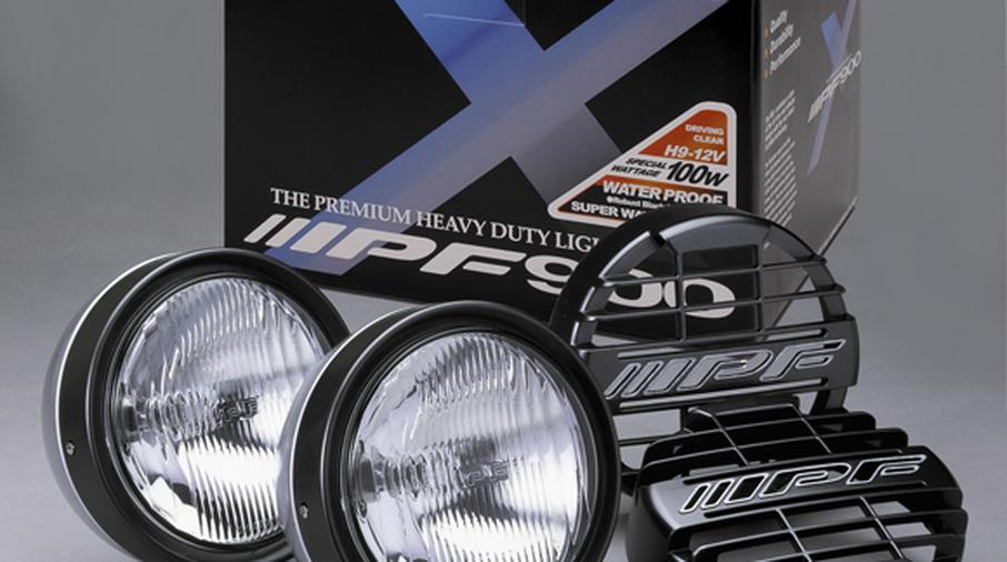 """8"""" IPF 901, 100w Halogen Light Kit (901XSDSCS / JM-02992 / ARB)"""