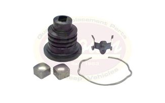 Steering Lower Shaft Boot Kit (8132676K / JM-01975 / Crown Automotive)