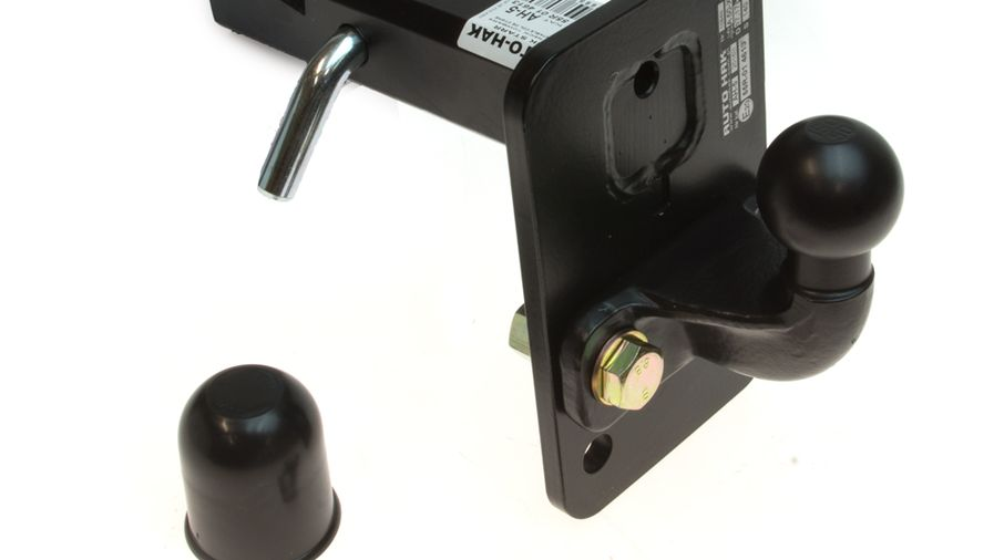 """2"""" Receiver Hitch Tow Ball (E-marked) (1501.75 / JM-05623 / DuraTrail)"""