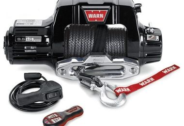 WARN 9.5CTI Winch With Synthetic Rope (95050 / JM-02134 / Warn)