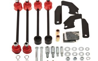 Sway Bar Disconnect Kit, Front and Rear, JK (FK48 / JM-02827 / Old Man Emu)