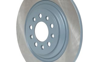 Brake Rotor (Rear) (4779885AC / JM-04606 / Crown Automotive)