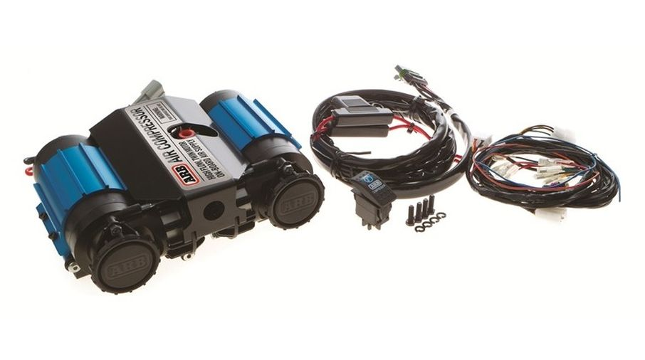 Remarkable Arb Twin Air Compressor Ckmta12 Jeepey Jeep Parts Spares And Wiring 101 Cranwise Assnl