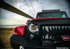 Spartan Grille, JK (12034.01 / JM-02701 / Rugged Ridge)