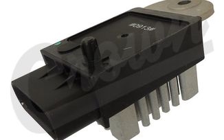 Radiator Fan Relay (68041017AB / JM-03473 / Crown Automotive)