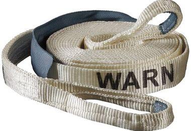 Recovery Strap, Premium 30 foot (88922 / JM-02917 / Warn)