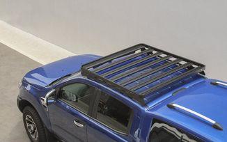 Ford Ranger T6 (2012-Current) Slimline II Roof Rack Kit (KRFM010T / SC-00051 / Front Runner)
