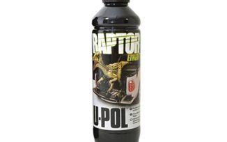Raptor Paint, Black (DA6383 / JM-02921 / U-POL)
