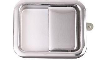 Paddle Door Handle, Chrome (LH) (11812.03 / JM-03822 / Omix-ADA)