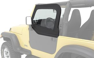 Element Front Upper Doors, TJ (51793-15 / JM-01127 / Bestop)
