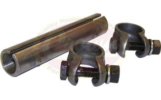 Steering Tube & Clamps (J3200671 / JM-01987 / Crown Automotive)