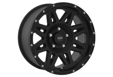 Series 7005 Alloy Wheel, 17X9, Black (PXA7005-7965 / JM-05771 / Pro Comp)