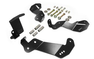 Geometry Correction Control Arm Drop Brackets, JK (RE9800 / JM-03164 / Rubicon Express)