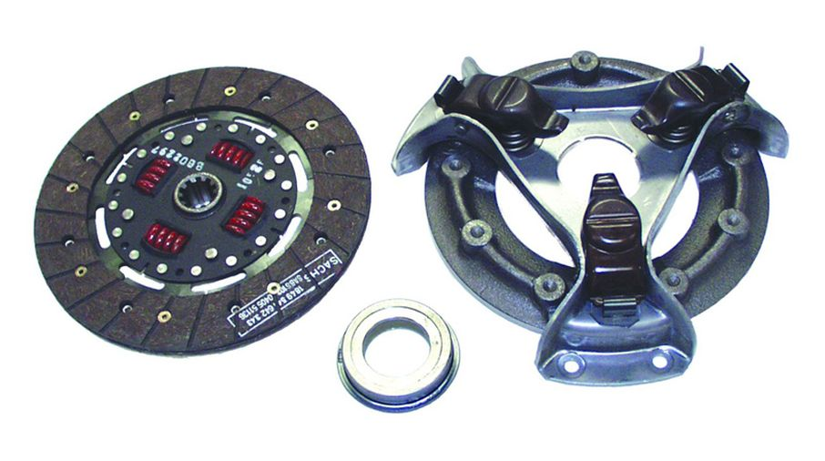 Master Clutch Kit (930731K / JM-05518 / Crown Automotive)