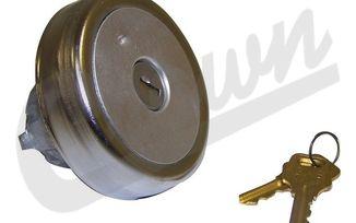 Fuel Filler Cap (Locking) (J5350828 / JM-03298 / Crown Automotive)