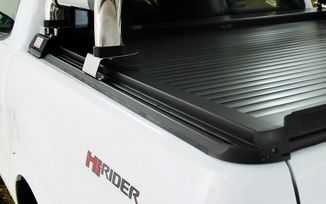 Ford Ranger T6 Double Cab (2012-Current) Load Bed Cover (RTOP001 / SC-00031 / Front Runner)
