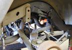 Rear Upper Coil Spring Mount, 97-06 TJ Wrangler, Right Side (ART-142-R / JM-05195 / SafeTCap)