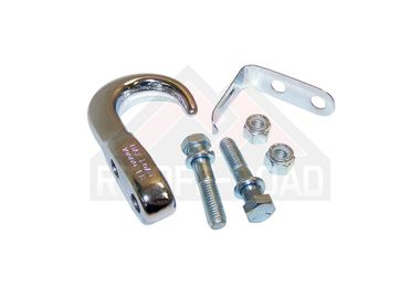 Tow Hook Kit (Chrome) (RT33014 / JM-00222 / RT Off-Road)