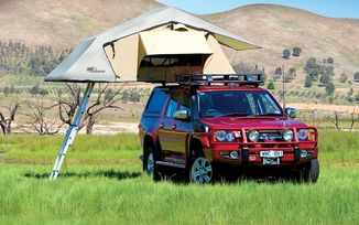 Roof Tent & Ladder, ARB Simpson 3 (ARB3101 / JM-02150 / ARB)