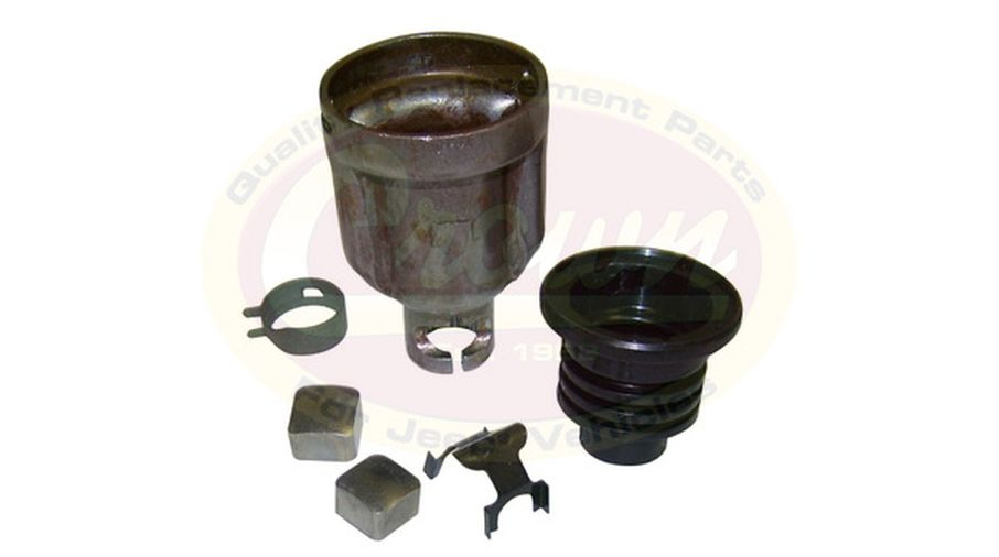 Steering Coupling Kit (LPS) (8121299K / JM-01979 / Crown Automotive)