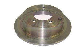 Brake Rotor (Rear) (5105515AA / JM-03222 / Crown Automotive)