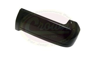 Rear Bumper Cap (5DY08TZZ / JM-03049 / Crown Automotive)