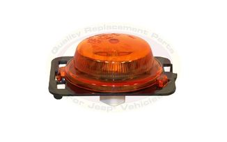 Side Repeater Lamp JK (Left - Export) (55077895AD / JM-00380 / Crown Automotive)