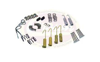 Brake Small Parts Kit (Master) (4636777 / JM-01620 / Crown Automotive)