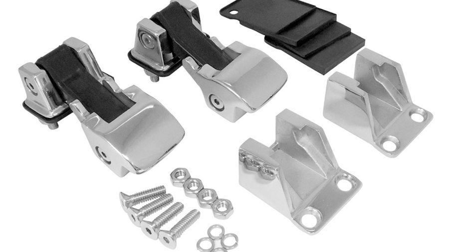 Hood Catch Kit (RT34083 / JM-05514 / Crown Automotive)