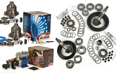 ARB Locker & Re-gear Package (4.10), JK (ARB410JK / JM-02722 / ARB)