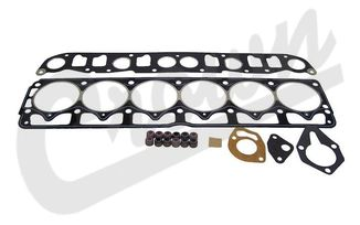 Upper Gasket Set   4.0l (4761015 / JM-05582 / Crown Automotive)