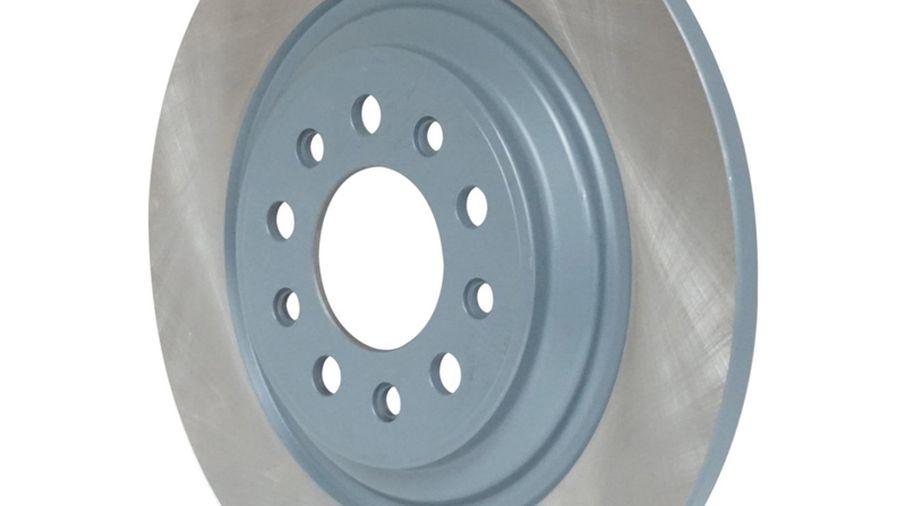 Brake Rotor (Rear) (4779885AC / JM-04606 / Crown Automotive)