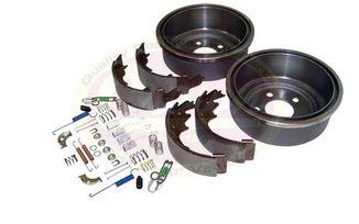 Drum Brake Service Kit (52005350K-L / JM-00431 / Crown Automotive)